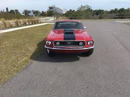 RM Sotheby's - 1968 Ford Mustang GT 428 Cobra Jet Fastback   Fort ...