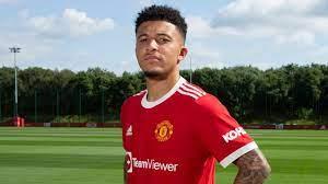 Jadon Sancho: Manchester United sign England winger from Borussia Dortmund  for £73m   Football News