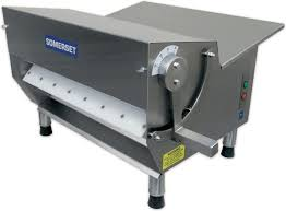 somerset cdr 300 electric countertop dough sheeter 15 rollers