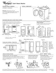 Standard Washing Machine Width Washing Machines Dimensions Am After The Inside Design Inspiration
