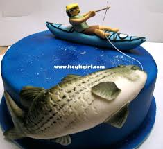 Fish Birthday Cake Ideas Grdaughters Homeinteriorplus