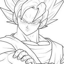 Nice Idea Vegeta Super Saiyan Coloring Pages Great Book And Dragon