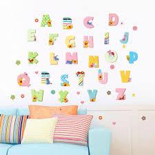 wall decals stickers 44pcs winnie the