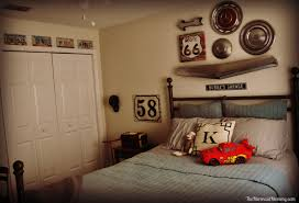 New For The Bedroom For Him Big Boy Room Makeover Vintage Cars The Mermaid Mommy
