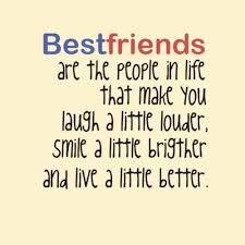 Quotes About Smile And Friendship Mesmerizing Short Best Friend Quotes Bring Cute Smile On Face Quotesplant