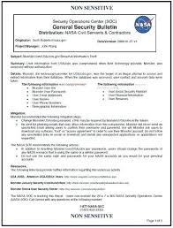 Federal Resume Template Example Of Federal Resume 81