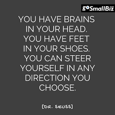 Dr Seuss Inspirational Quotes Awesome 48 Inspiring Quotes From Dr Seuss GoSmallBiz