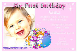 first birthday invitation cards boy party
