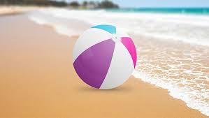 Beach ball on beach Flip Flops Beachball Photoshop Roadmap Learn How To Create Colorful Plastic Beach Ball In Photoshop