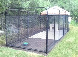 outdoor dog kennels diy kennel cover best for large dogs