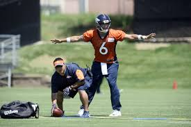 Mark Sanchez Taking First Team Reps With Broncos