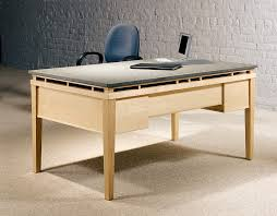 glass top office furniture. Contemporary Stone Top Desk With Maple Wood, Granite Or Glass As Executive Office Desks Furniture B