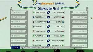Sorteio na CBF define confrontos e mandos das oitavas da Copa do Brasil;  veja | copa do brasil