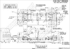 Modern early bronco frame dimensions sketch electrical and wiring