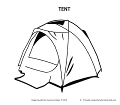 Small Picture Tent Coloring Page 2012 01 19 Coloring Page