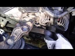 How to setup drive belt or serpentine belt Toyota VVT-i engine. VERY ...