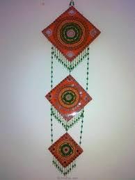 handmade wall hanging
