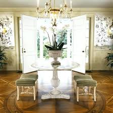 round hallway table round foyer entry tables things we love round entry table entry foyer chairs round hallway table