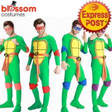 ninja turtles costumes for men. Image Is Loading And Ninja Turtles Costumes For Men
