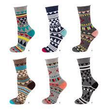 Pattern Socks Interesting Decorating Design