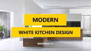 modern white kitchen. 35+ Best Modern White Kitchen Design Ideas 2018 Modern White Kitchen I