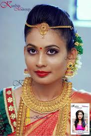 wedding makeup kushis