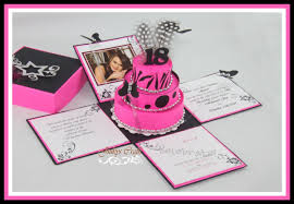 birthday invitation card new explosion box bjl anything but cards for you can print hallmark personalised