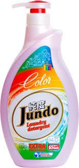 <b>Гель</b> для стирки <b>цветного</b> белья Jundo Color ...