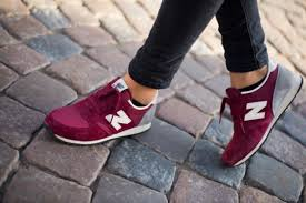 new balance girls. shoes new balance burgundy wine sneakers red cute girl beautiful style girls