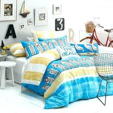 bedding coastal beach themed comforter sets beach themed bedspreads and comforters image of bed in a bag beach