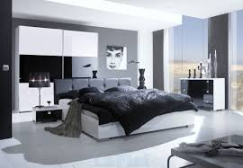 Grey Bedroom Ideas For Women At Trend Purple And Gray Bedroom - Grey wall bedroom ideas