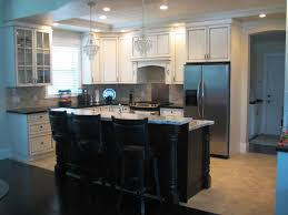 Full Size of Kitchen:forevermark Cabinets Ice White Shaker White Ceramic  Backsplash Tile Kitchen Island ...