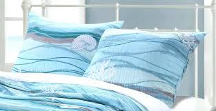 nautical themed single duvet covers 3d print beach ocean bedding