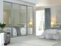 sliding closet door mirror replacement astonishing home roller repla