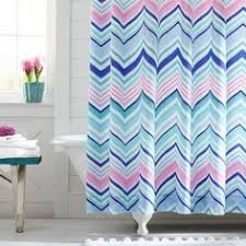 cool shower curtains for kids. Fine Shower Zig N Zag Shower Curtain Cool Multi Designed By Pottery Barn Kids Via  Stylyze With Curtains For Kids O