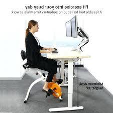 under desk bike fitness under desk magnetic rebent intended for attractive residence stationary bike desk