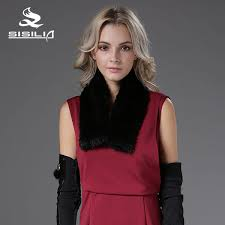 Wholesale <b>2016</b> New <b>Scarf</b> Mink And Suede Muffler 100% Real ...