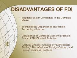 foreign direct investment types nature objectives advantage foreign direct investment types nature objectives advantage theories and growth com