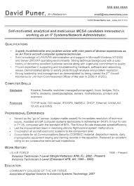 Network Administrator Resume. resume_example_network_administrator