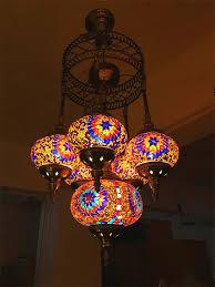 Us 3910 8 Offled E14 Türkischen Glas Eisen Led Lampe Led Licht Pendelleuchten Pendelleuchte Pendelleuchte Für Esszimmer Zimmer Foyer In