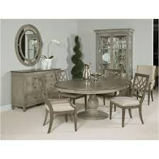 american drew cherry dining set. 654-701 american drew furniture savona dining room table cherry set