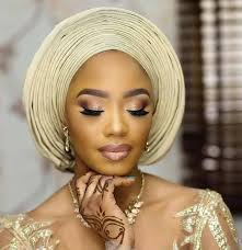 check out how to tie bridal gele that would turn heads step by step tutorial