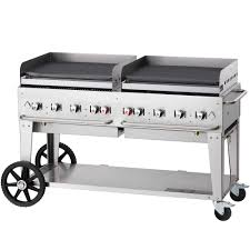 ideas outdoor grill with griddle