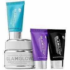 <b>GLAMGLOW</b> Let it Glow! <b>SUPERMUD</b>® <b>Set</b> Limited Edition!