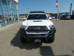 New 2017 Toyota Tacoma 4 Door Pickup in Red Deer, AB H7091