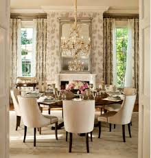 The most elegant round dining table decor ideas_LGB Interiors The most  elegant round dining table decor