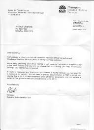 Banning Notice Template Nsw Todl