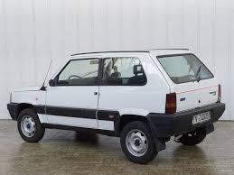 RM Sotheby's - 1990 Fiat Panda 4×4
