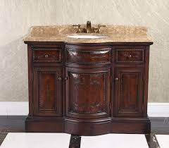 Traditional double sink bathroom vanities Fresca Oxford Shop Categories Esteamshower 48