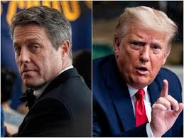 British actors hugh grant, and colin firth were born just one day apart in 1960. Hugh Grant Compares Sociopath Character In The Undoing To Donald Trump Insider